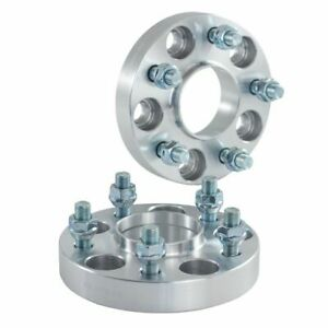 For Nissan 300ZX Z32 35mm Bolt On Hubcentric Wheel Spacers 5x114.3 66.1mm