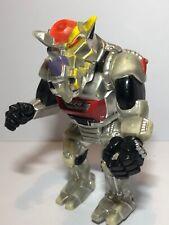 1993 Playmates Teenage Mutant Ninja Turtle TMNT Robotic Rocksteady Vintage