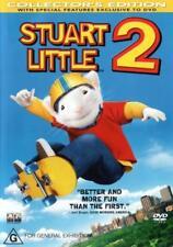 Stuart Little 2 (DVD, 2003) *Collector's Editio * BRAND NEW REGION 4