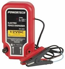 PowerTech ME6800 10km Electric Fence Energiser