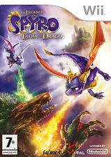 die legende Von Spyro Dawn Of The Dragon (nintendo Wii 2008