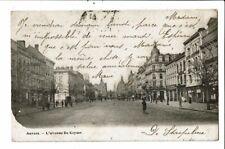 CPA-Carte postale Belgique-Anvers- Avenue de Keyser-1902- VM23698c