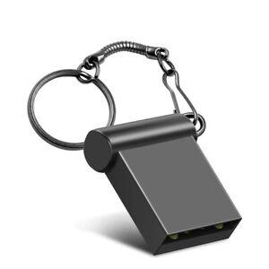 Mini Metal Pen Drive High Speed Memory Stick U Disk 64GB Pendrive 2.0 Memory Usb