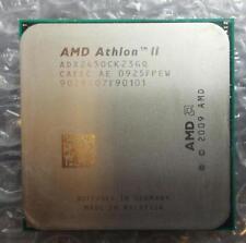 AMD Athlon sin sistema de refrigeración