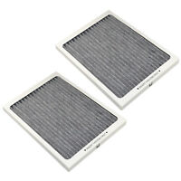 2-Pack Refrigerator Carbon-Activated Air Filter for Electrolux E, EI, EW Series