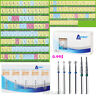 5pcs/pack AZDENT 150 Types Diamond Burs for Dental High Speed Handpiece