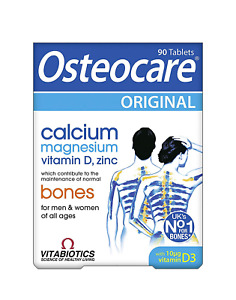 Vitabiotics Osteocare Original - 90 Tablets