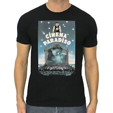 Cinema Paradiso t-shirt 1988 cult movie poster S to 5Xl Philippe Noiret