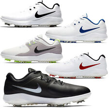 NIKE GOLF VAPOR PRO Mens Golfing Shoes Cleats Spikes White Black Blue, PICK SIZE