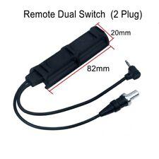 Night Evolution PEQ Remote Dual Switch 2 Plug Pressure Pad Switch Flashlight