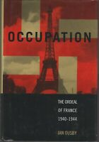 BOOK  MILITARY WAR OCCUPATION ORDEAL OF FRANCE 1940-1944 348 PAGES ILLUSTRATED