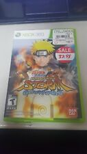 Naruto Shippuden: Ultimate Ninja Storm Generations (Xbox 360) Complete - Tested