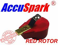 AccuSpark Red Rotor Arm for Delco distributor Fitted to Triumph Spitfire 1963-75