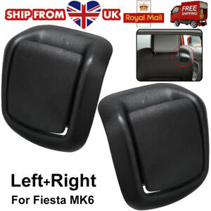 1 Pair Right & Left Hand Front Seat Tilt Handles Lever For Ford Fiesta MK6 02-08