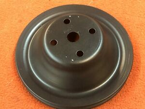 1984 87 WATER PUMP PULLEY 6 CYLINDER WITH A/C DODGE PLYMOUTH CHRYSLER 2202666