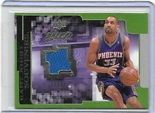 GRANT HILL 2008-09 UPPER DECK MVP GAME NIGHT SOUVENIR GAME USED JERSEY HOF