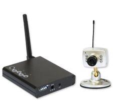 Philex 30m Wireless Colour Security Camera System Transmission Range Microphone