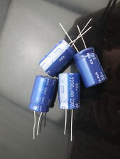 5pcs Japan ELNA RE3 2200UF 35V 2200mfd Audio Capacitor16X25mm