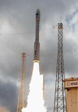 1/144 ESA Vega resin unbuilt scale model rocket kit