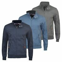 Mens Harrington Jacket Crosshatch Haronz MVR Vintage Summer Jacket Coat