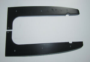 1982-1987 Buick Regal, Grand National, GNX T-Tops Frame Moldings. Pair. NOS
