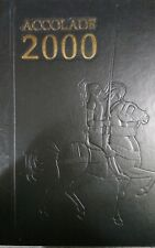 LAHSER HIGH SCHOOL YEARBOOK~BLOOMFIELD HILLS,MI~2000 ACCOLADE~SHIPS FREE