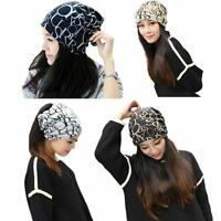 Classic Hip-Hop Hat Women Girl English Letter Multifunction Baggy Hat Beanie Cap
