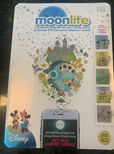 Moonlite Special Edition Disney Gift Pack Projector with 4 Stories No Code