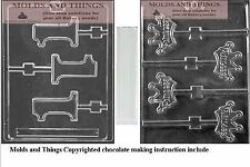 Princes Crown Pops chocolate candy mold,Number 1 Lolly Chocolate Candy Mold+25ST