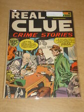 REAL CLUE CRIME STORIES VOL 2 #7 VF (8.0) KIRBY HILLMAN COMICS SEPTEMBER 1947