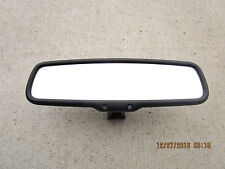 10- 12 FORD FUSION SEL REAR VIEW MIRROR WITH AUTO DIM BACK UP CAMERA LCD DISPLAY