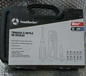 Southwire Networking Tool Kit for Terminating Data Cables