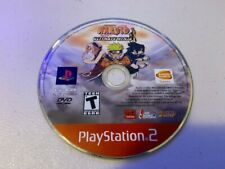 Naruto Ultimate Ninja (PS2 Playstation 2) - DISC ONLY