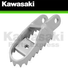 NEW 2009 - 2010 GENUINE KAWASAKI KLX250SF RIGHT FOOT PEG STEP 34028-1371