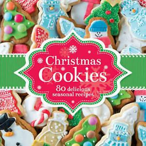 New, Christmas Cookies, , Book