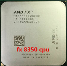 AMD FX-Series FX-8350 Black Edition FD8350FRW8KHK 8-Core 4.GHz L3 Socket AM3+