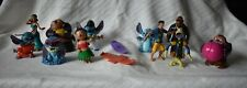 Disney Lilo & Stitch Lot 13 piece Happy Meal Character Toys McDonalds Playdoh