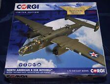 CORGI AVIATION ARCHIVE AA35312 B-25B MITCHELL 'RUPTURED DUCK'  1:72 LTD ED