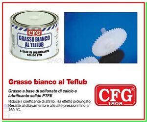 Grasso TEFLUB Lubrificante PTFE CFG 500ml Ingranaggi Nautica Meccanica Umidità
