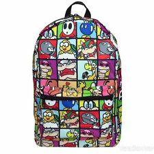 Super Mario Backpack Super Mario Brothers Villains Backpack Bioworld Licensed
