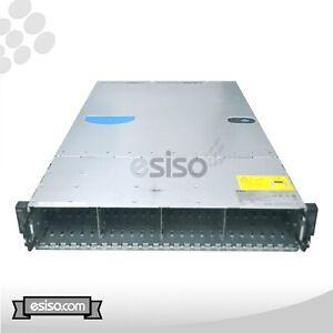 DELL POWEREDGE C6100 XS23-TY3 SFF 4x NODES BAREBONE CHASSIS 8x HEATSINK RAIL KIT