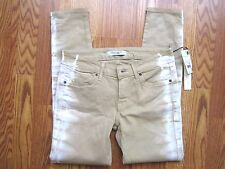 Rich & Skinny Jeans Tie Dye Print Coronado Crop Skinny Ashbury Slits 26 NWT