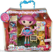 NEW Lalaloopsy Silly Hair Star Harmony B Sharp Doll  Moves and sings Interactive