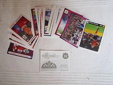 Panini UEFA Euro 2012 20 Stickers