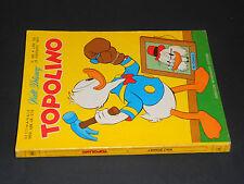 TOPOLINO LIBRETTO NR.843 - 23.01.1972 bollini PIU' CHE BUONO