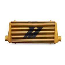Mishimoto M-Line Universal Alloy Intercooler - Gold