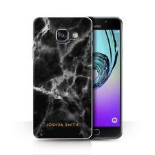 Cover e custodie plastici neri modello Per Samsung Galaxy A8 per cellulari e palmari