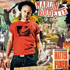 MARLON ROUDETTE - MATTER FIXED  CD NEU