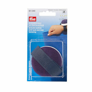 Prym Arm Pin Cushion with Hook and Loop Strap