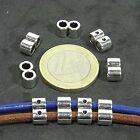 Lot Séparateurs Pour Bracelet Argent Tibétain Bouteilles Argento Entretoise